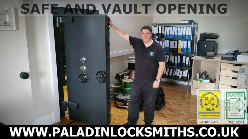 Safe And Vault Opening