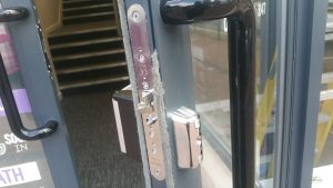 Electric Lock Fitting