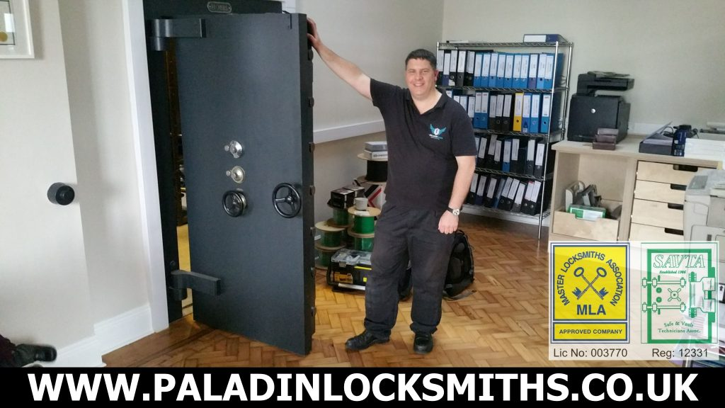 Mark Doyle From Paladin Locksmiths Skelmersdale